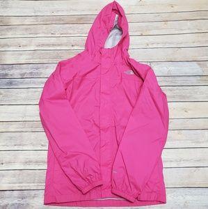 North Face Rain Jacket Girls Xl